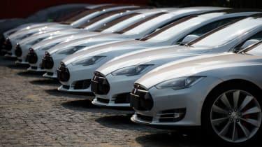 Tesla Model S and X recall