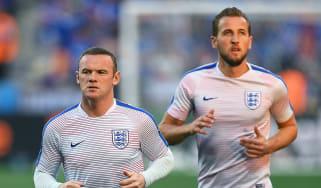 Wayne Rooney Harry Kane Spurs transfer news
