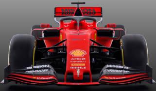 Ferrari SF90 2019 F1 car