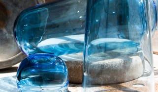 Dior Blue Mizza lamp