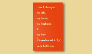 Re-educated book cover