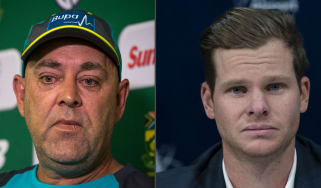 Darren Lehmann Steve Smith Australia cricket ball tampering