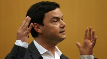 Economist and author Thomas Piketty at the University of California, Berkeley