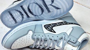 Nike Dior trainer