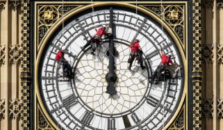 Elizabeth Tower, the Great Clock