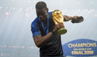 Paul Pogba World cup