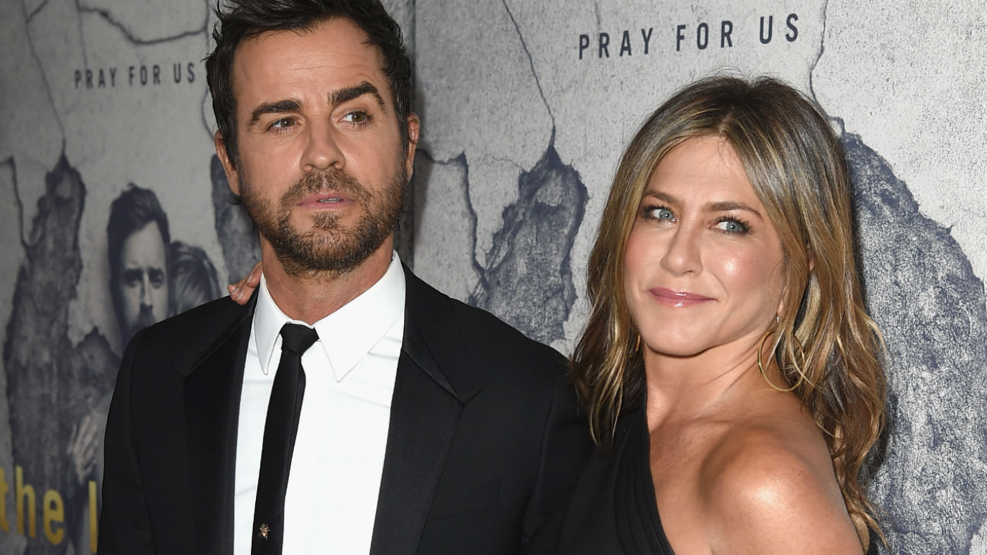 Theroux dating 2018 is justin who Who is