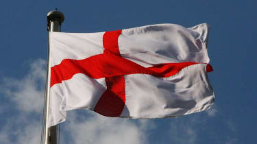 The mayor of Genoa says England owes back pay for use of St George's Cross