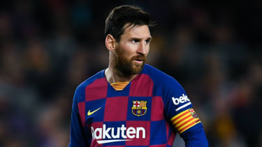 Lionel Messi is captain of Barcelona and the Argentine national team