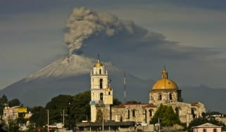 Volcano, Mexico, Popocatepetl