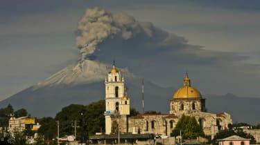 Volcano, Mexico, Popocatepetl