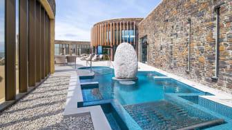 The Headland vitality pool