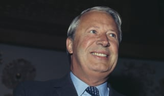 Ted Heath in May 1970