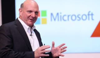 Microsoft's former CEO and chairman Steve Ballmer