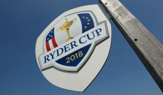 2018 Ryder Cup Le Golf National France