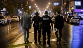 Toronto shooting, Canada