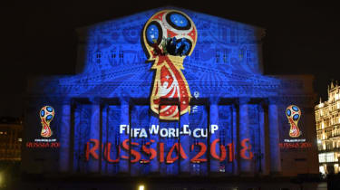 Russia World Cup 2018 logo