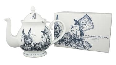 Whittard Alice In Wonderland collection