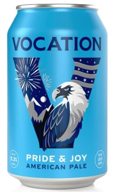 Vocation Brewry Pride & Joy American Pale Ale