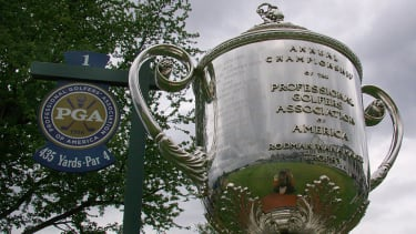 The winner of the US PGA Championship takes home the Wanamaker Trophy