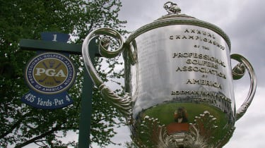 2018 US PGA Championship Wanamaker Trophy