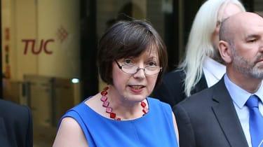 Frances O'Grady, TUC