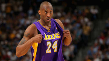 NBA legend Kobe Bryant spent 20 years with the Los Angeles Lakers