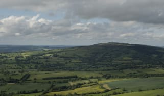 View from Titterstone Clee Hill
