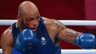 Frazer Clarke Team GB boxing