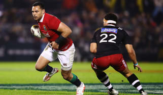 Ben Te'o Warrenball, Lions Tour
