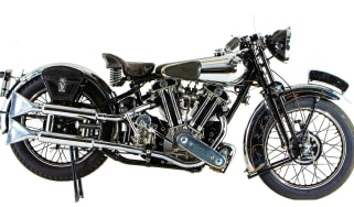 1936 Brough Superior © Bonhams