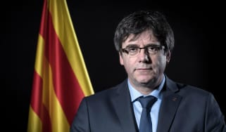 Former Catalan President Carles Puigdemont is wanted by Spain for sedition