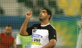 Abdullah Hayayei World Para Athletics Championships