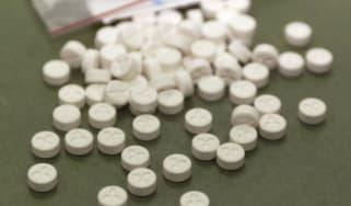 Antidepressant tablets