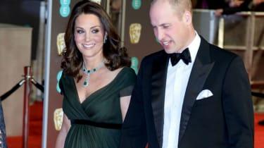 Duchess of Cambridge 2018 oscars