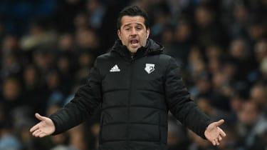 Marco Silva Everton next manager