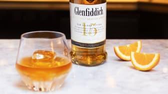 Glenfiddich 'Peach Perfect'