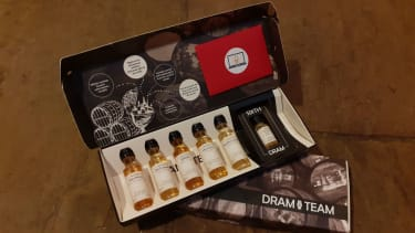 Felipe Schrieberg and The Dram Team whisky tasting masterclass