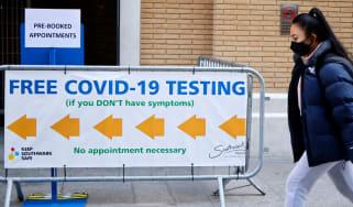 Rapid testing UK