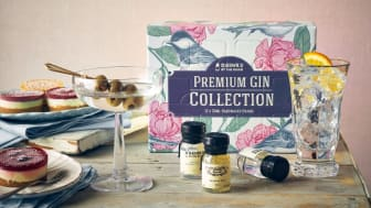 Drinks by the Dram Premium Gin Collection