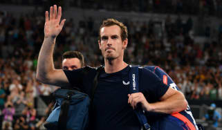 Britain's Andy Murray lost to Spain's Roberto Bautista Agut in the Australian Open first round