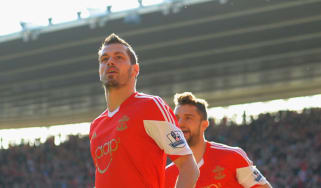 Morgan Schneiderlin of Southampton