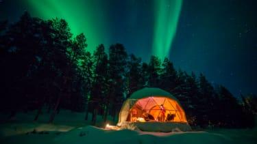 Aurora Dome, Lapland, Finland