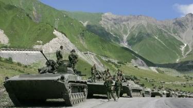 Georgia, Russia, South Ossetia