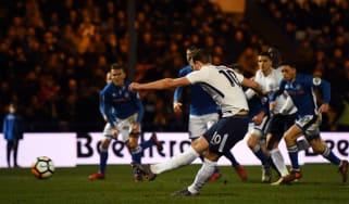 Harry Kane Tottenham FA Cup Rochdale