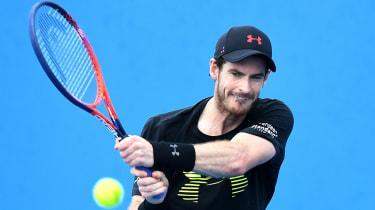 Andy Murray Australian Open tennis