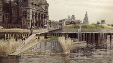 Thames Baths Blackfriars; image by Picture Plane