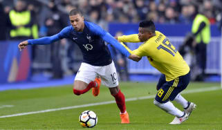Man City transfer news Kylian Mbappe PSG