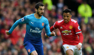Henrikh Mkhitaryan and Alexis Sanchez have both left England to move on loan to Italian clubs