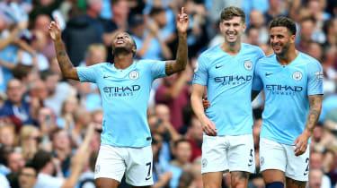Raheem Sterling contract Man City transfer news